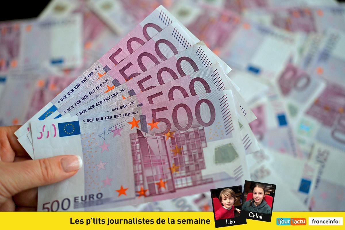 Quels sont les monuments sur les billets euros ?