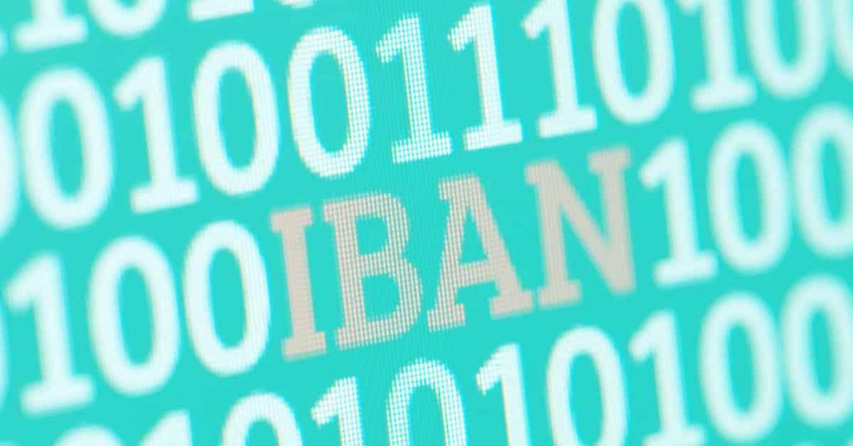 Qu'est-ce que le numéro de compte IBAN ?