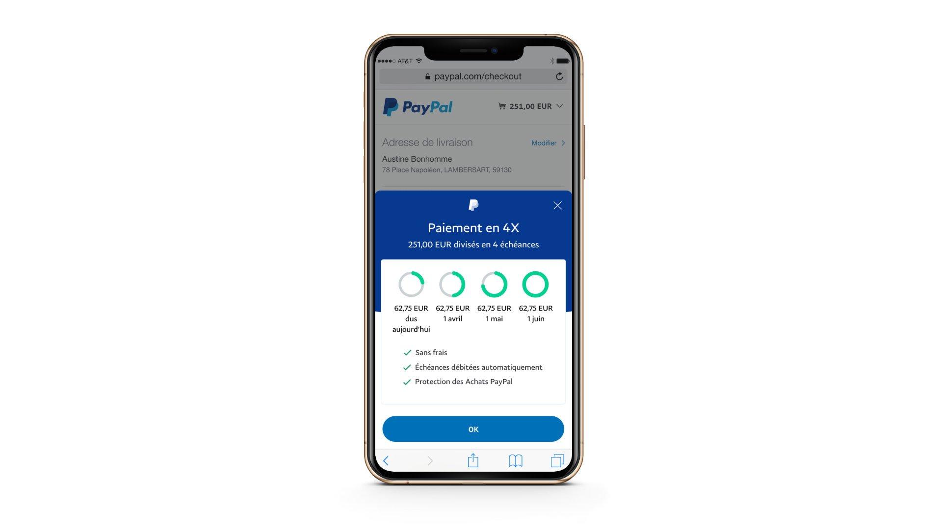 Pourquoi on peut pas payer par Paypal sur Amazon ?